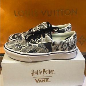 Limited edition Harry Potter Vans